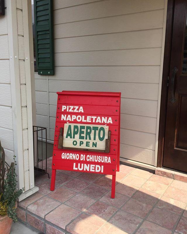 高水駅近くのピザ屋さん生地切れで食べれませんでした